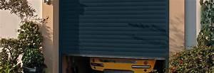 les portes de garage enroulables With porte de garage enroulable 3m