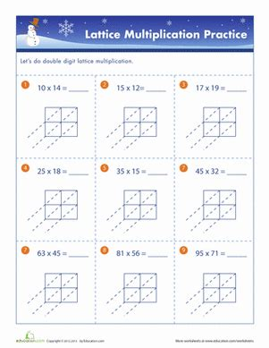 winter math worksheets free printables education