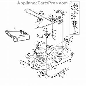 Parts For Murray 17ac2acs058    2013  Mower Deck Parts