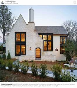 black windows with white body   EXTERIOR HOUSE COLORS ...