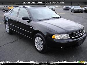 1999 Audi A4 1 8t Quattro Sedan In Brilliant Black