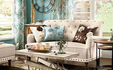 Touches Of Rustic & Vintage Home Decor