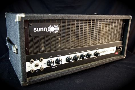 Vintage Sunn Model T Guitar Amplifier Grlc1053