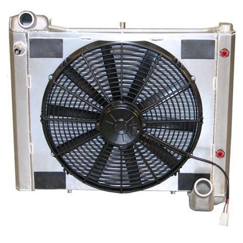radiator and fan combo dewitts 4139061m 1961 62 corvette radiator fan combo manual