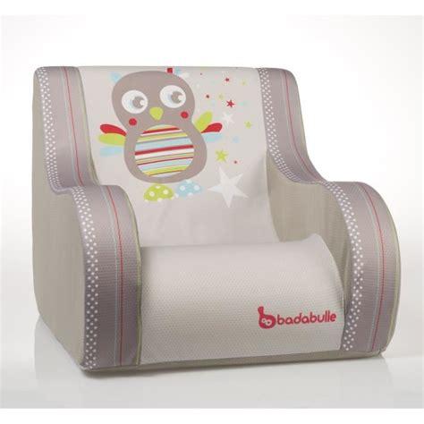 siege bebe mousse fauteuil en mousse pour bebe pas cher