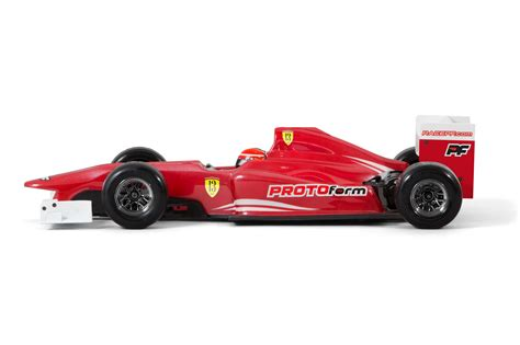 Protoform Goes Formula 1 Racing