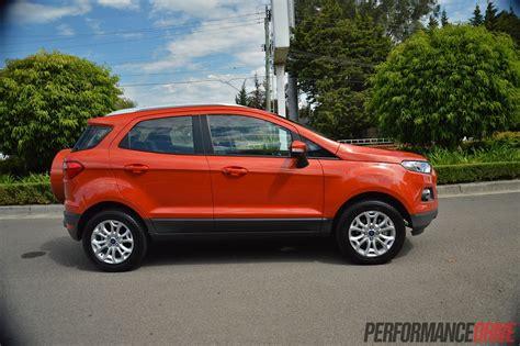 Ford Ecosport 2014 At 2014 ford ecosport titanium doors