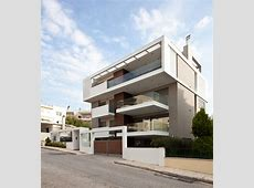 Apartment Building in Melissia ArchiTravel
