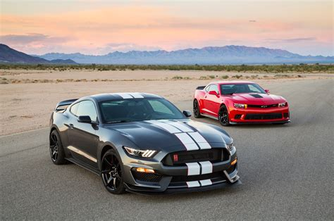 2015 Shelby Gt350r Specs by 2015 Chevrolet Camaro Z 28 Vs 2016 Ford Shelby Gt350r