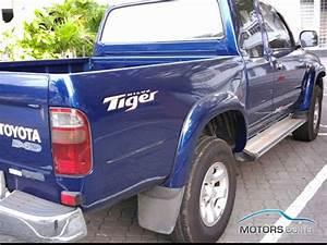 Toyota Hilux Tiger D4d  2003