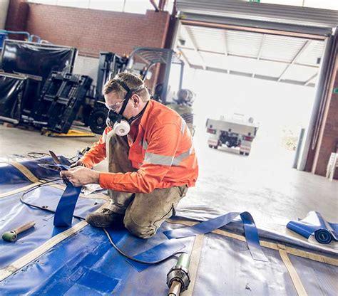 Canvas Repairs Perth | Tarp Repair Canvas & PVC | Bee Jays