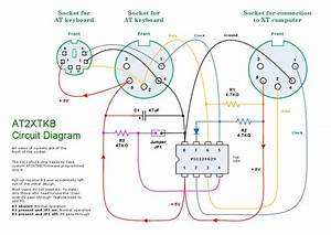Ps2 Mouse To Usb Wiring Diagram  Wiring  Diagram Images