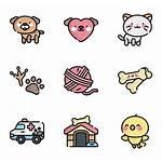 Flaticon Kawaii Icon Icons Iconos Pet Aesthetic