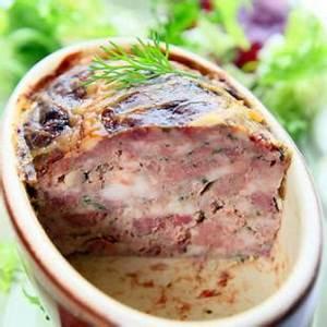 Terrine Foie De Volaille Et Porc : terrine de campagne recette aftouch cuisine ~ Farleysfitness.com Idées de Décoration