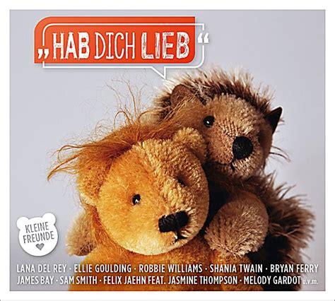 Kleine Freunde  Hab Dich Lieb Cd Von Various Bei Weltbildat