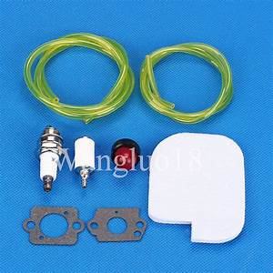 Air Fuel Filter Tune Up Kit For Poulan P3416 P3314ws P3314