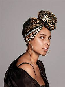How To Achieve Alicia Keys39 No Makeup Look Into The Gloss