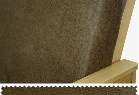 Leather Futon Cover by Faux Leather Rawhide Futon Cover