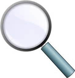 Magnifying Glass Clip Art Free