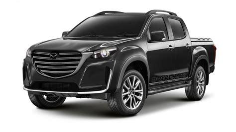 mazda pickup next mazda bt 50 pickup promises kodo design isuzu base