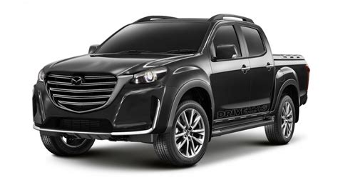 Next Mazda Bt50 Pickup Promises Kodo Design, Isuzu Base