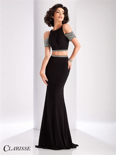 Clarisse Prom Dress 3109 | Piece prom dress, Dresses ...