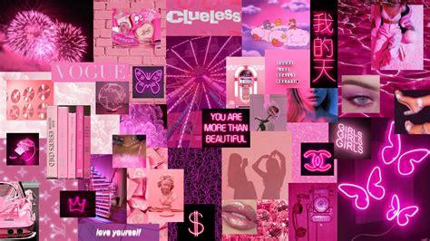 pink neon aesthetic pink wallpaper laptop laptop