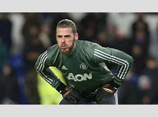 Real Will Be Taking Note Of Jose's Latest Comments On De Gea