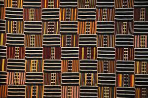 a frame style house kente cloth view from the garage