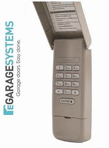 Grifco Edrive  2 0 Wireless Security Keypad Remote Control
