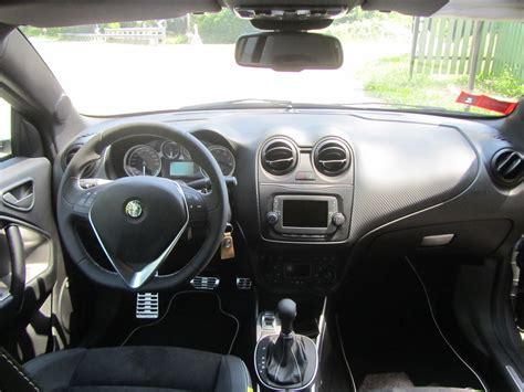 Mito Interni Test Drive Alfa Romeo Mito Quadrifoglio Verde In Pista A