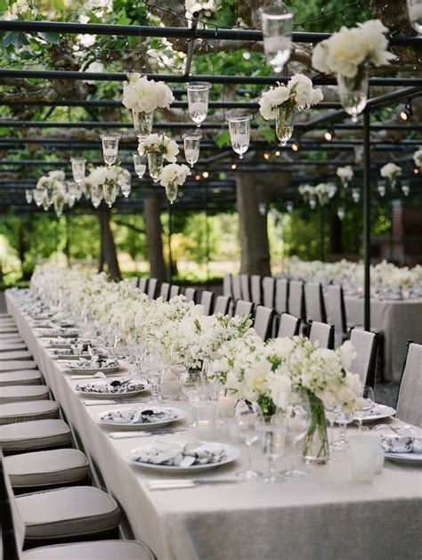 wedding decorations with long tables i heart long tables part 4 belle the magazine