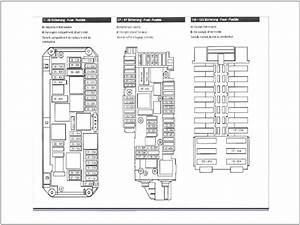 Mercedes-benz C-class W204 Fuse Diagrams And Commonly Blown Fuses