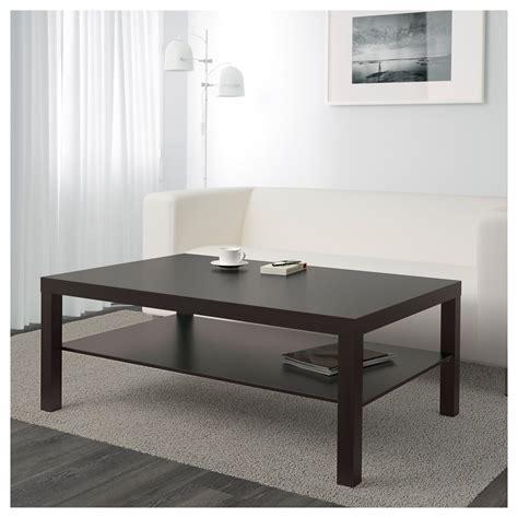 ikea lack coffee table tables lack coffee table black brown 118x78 cm ikea