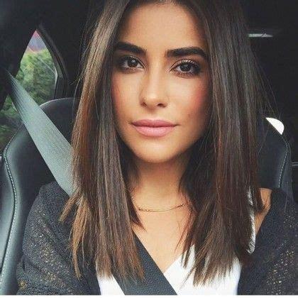 Brown Hair Cuts by 50 Gorgeous Shoulder Length Haircuts Hair Hair