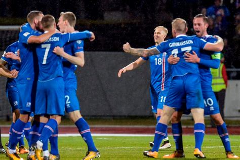 Iceland Fifa World Cup Argentina