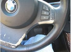 How to remove the steering wheel cover on X5? Xoutpostcom