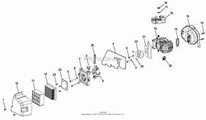 Homelite Ry08420 Backpack Blower Parts Diagram For Figure C