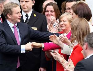 Irish deadlock ends as Kenny re-elected prime minister ...