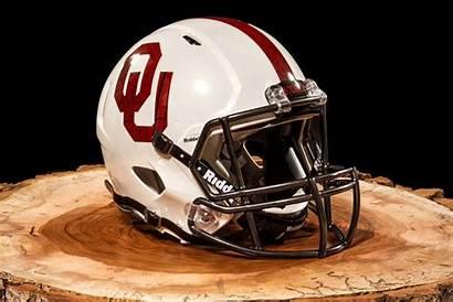 Oklahoma Football Ou Uniforms Helmet Alternate Helmets