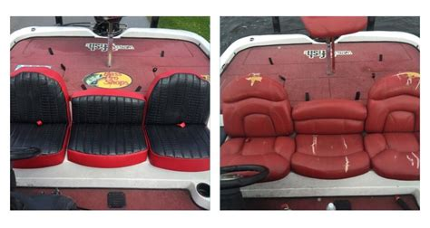 Boat Seats Nitro by My Nitro Bass Boat Seat Before And After Fishing
