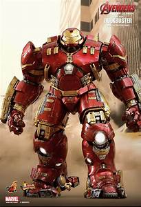 Iron Man HulkBuster Armor from Avengers Age of Ultron by ...