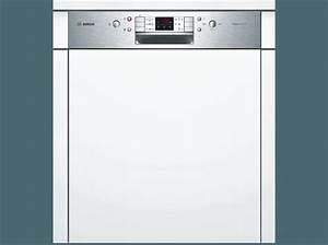 Geschirrspüler A : bedienungsanleitung bosch smi68n25eu geschirrsp ler a 598 mm breit 44 db a edelstahl ~ Orissabook.com Haus und Dekorationen