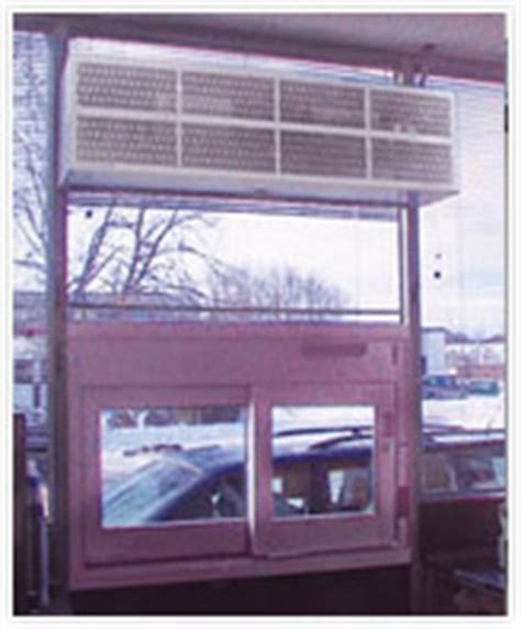 loading dock company air curtains