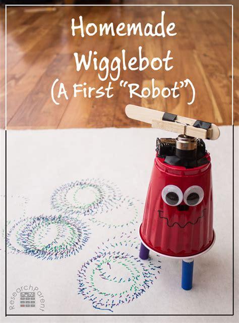 homemade wigglebot bigdiyideascom