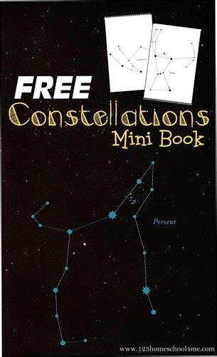 constellations mini book  homeschool deals
