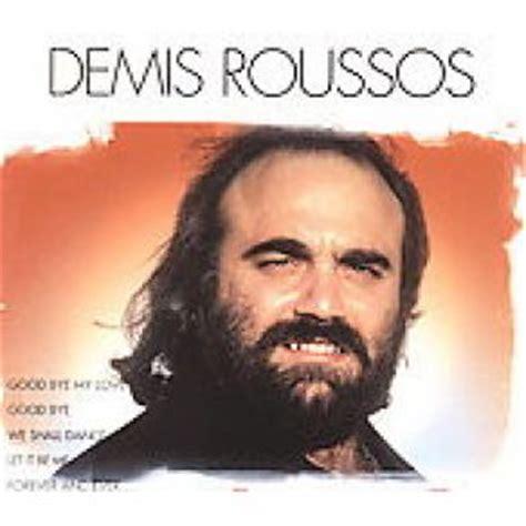 DEMIS ROUSSOS GRATUIT TÉLÉCHARGER ALBUM