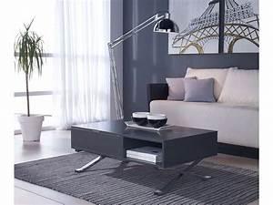 Conforama Table Basse : table basse plateau relevable manila table basse conforama ~ Teatrodelosmanantiales.com Idées de Décoration
