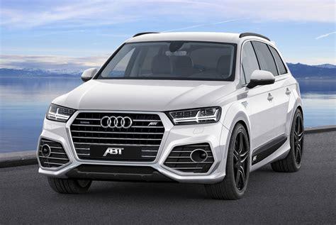 Official 2018 Abt Audi Q7 Gtspirit