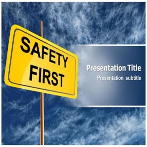 amazoncom safety powerpoint template powerpoint